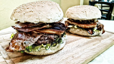 Serata Hamburger | Agriturismo Corte Gaia